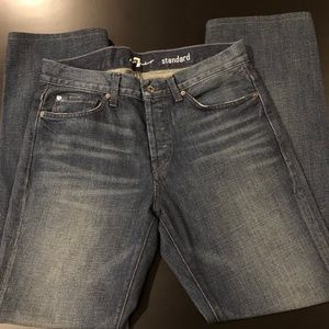 7 For All Mankind Men's Jeans 30x30